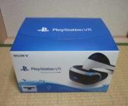 「PlayStation VR PlayStation Camera同梱版 CUHJ-16001」を大阪府守口市で買取(10月26日)