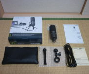 「オーディオテクニカ USBコンデンサーマイクロホン audio-technica AT2020USB+」を大阪市淀川区で買取(11月12日)