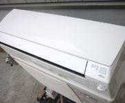 「富士通 2.8kw ルームエアコン FUJTSU AS-J28D-W」を大阪府守口市で買取(11月18日)