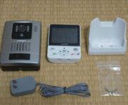 「TWINBIRD ワイヤレス・テレビドアホン DoNaTa VC-J570S」を大阪府大東市で買取(11月21日)