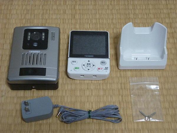 テレビドアホンVC-J570Sを買取