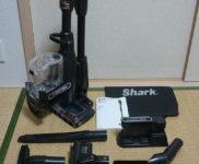 「Shark (シャーク) スティッククリーナー IF185J EVOFLEX (エヴォフレックス) S30」を大阪府池田市で買取(11月22日)