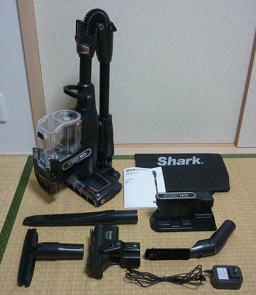 SharkスティッククリーナーIF185Jを買取
