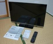 「Hisense ハイセンス 24型LED液晶テレビ HJ24K3121」を大阪市淀川区で買取(12月10日)