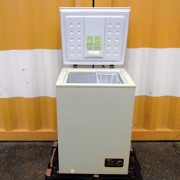 シャープ冷凍ストッカーFC-BX10A-Cを買取
