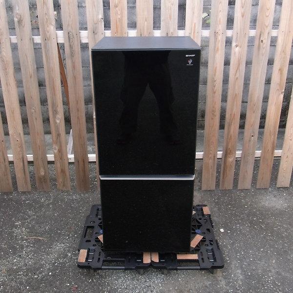 シャープ冷蔵庫SJ-GD14C-Bを買取