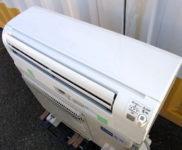「三菱 ルームエアコン [15畳~23畳] MSZ-AXV5616S-W」を大阪府門真市で買取(2月18日)
