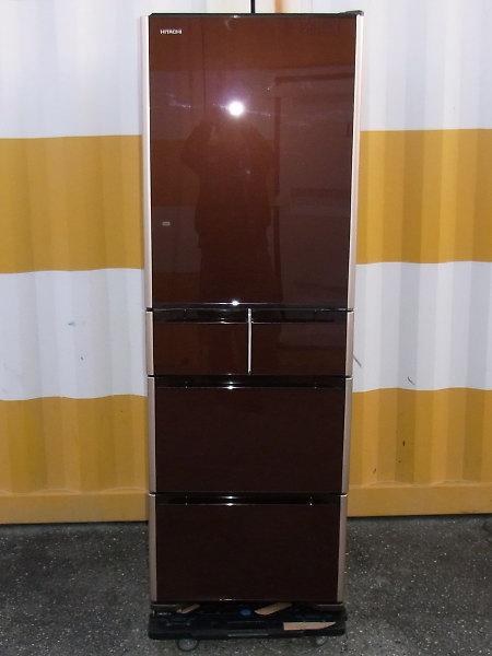 日立 5ドア冷蔵庫R-S4000G-XTを買取