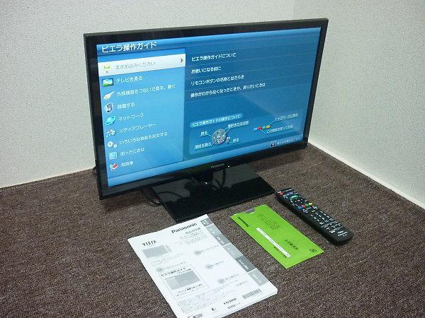 液晶テレビTH-24C325を買取