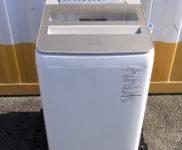 「Panasonic 8.0kg 全自動洗濯機 NA-FA80H5」を大阪府高槻市で買取(4月30日)