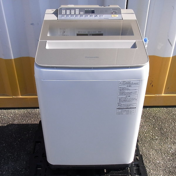 Panasonic洗濯機NA-FA80H5を買取