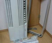 「コロナ ウインドエアコン CW-1618 [2018年製] 窓用エアコン」を大阪市西区で買取(5月25日)