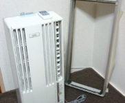 「コロナ 窓用エアコン CW-FA1618 冷房専用」を大阪府豊中市で買取(6月25日)