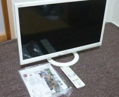 液晶テレビLC-24K40を買取