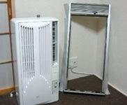 「コイズミ 窓用エアコン KOIZUMI KAW-1992 冷房専用」を大阪市西区で買取(7月2日)