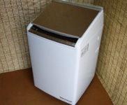「日立 縦型洗濯乾燥機 ビートウォッシュ BW-DV80C シャンパン」を大阪府茨木市で買取(7月9日)