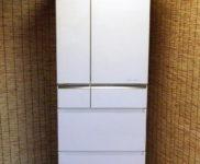 「Panasonic 470L 6ドア冷蔵庫 NR-F475XPV-W」を大阪市天王寺区で買取(7月21日)
