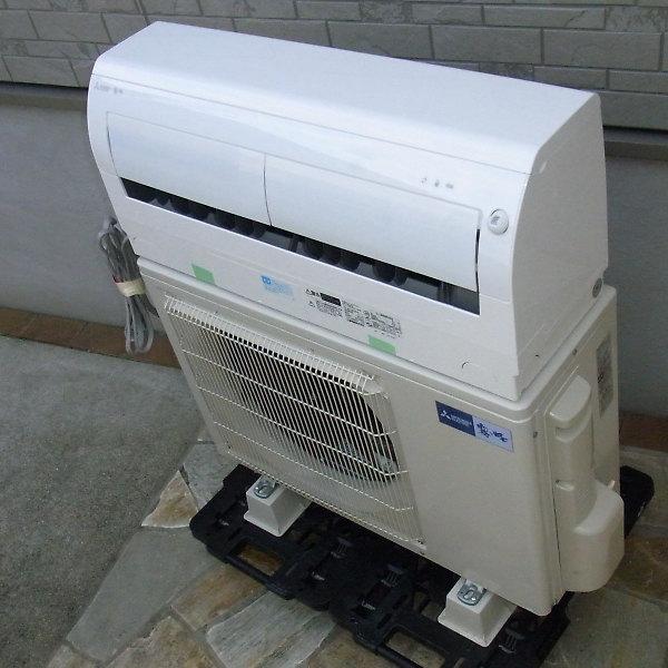 三菱エアコン MSZ-R4019S-Wを買取