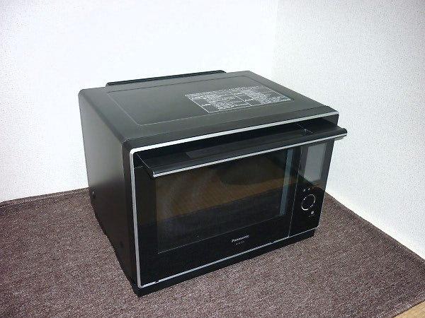 PanasonicスチームオーブンレンジNE-BS1500-Kを買取