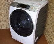 「Panasonic ななめ型ドラム式洗濯乾燥機 NA-VX9500R」を大阪市天王寺区で買取(8月7日)