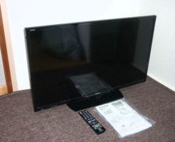 液晶テレビ LC-32H40を買取