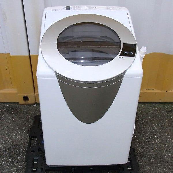 AQUA洗濯機AQW-LV800Eを買取