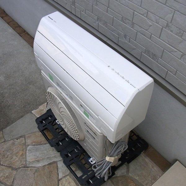 パナソニック エアコン CS-GX287C-Wを買取
