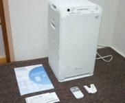 「ダイキン ストリーマ空気清浄機 25畳まで DAIKIN MC55U-W」を大阪市天王寺区で買取(8月27日)