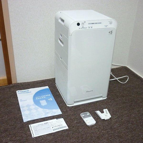 ダイキン空気清浄機 MC55U-Wを買取
