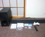 「SONY Bluetooth対応 2.1chサウンドバー HT-CT380」を大阪市都島区で買取(9月13日)