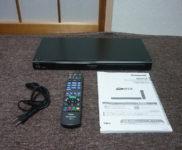 「Panasonic ブルーレイディスクレコーダー DIGA DMR-BWT520」を大阪府吹田市で買取(9月20日)