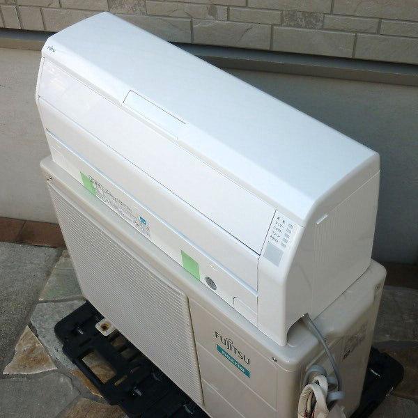 富士通エアコン AS-R40H-Wを買取