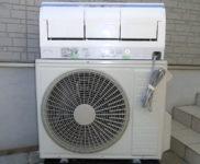 「日立 エアコン ステンレス・クリーン 白くまくん RAS-X56G2(W)」を大阪府豊中市で買取(10月15日)