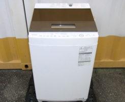 東芝洗濯機 AW-KS8D5を買取