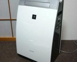 SHARP加湿空気清浄機KI-HX75を買取
