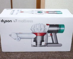 Dyson V7 Mattress HH11-COMを買取