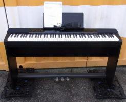 カシオ電子ピアノPX-150BKを買取