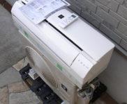 「シャープ 高濃度プラズマクラスター7000搭載 2.2kW ルームエアコン AY-F22S-W」を大阪市東住吉区で買取(12月23日)