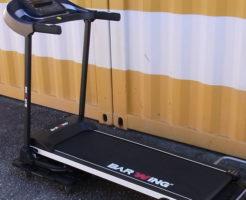 電動ルームランナーBW-SRM16 徹底改良モデルを買取