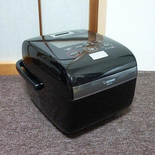 圧力IH炊飯器NW-KA10-BZを買取
