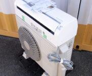 「日立 ルームエアコン 白くまくん HITACHI RAS-D40J2-W ステンレスフィルター」を大阪府寝屋川市で買取(2月13日)