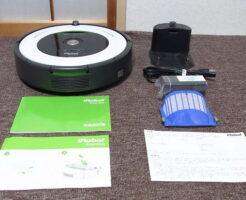 ロボット掃除機ルンバ680を買取
