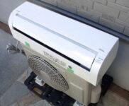「日立 ルームエアコン 白くまくん HITACHI RAS-AJ25G-W 主に8畳用」を大阪市都島区で買取(2月22日)