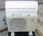 富士通 ルームエアコン FIJITSU nocria AS-R40G-W 主に14畳用」を大阪府吹田市で買取(3月1日)