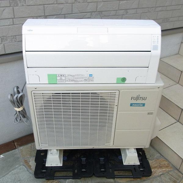 エアコン AS-R40Gを買取