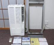 「KOIZUMI ウインドエアコン KAW-1961 コイズミ 窓用エアコン」を大阪府四條畷市で買取(3月2日)