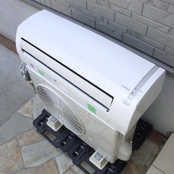 エアコン CSH-N2219Rを買取