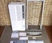 「コイズミ 窓用ルームエアコン KAW-1684 冷房専用 KOIZUMI ウインドエアコン」を大阪府四条畷市で買取(3月6日)