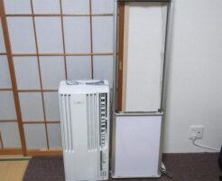 窓用エアコン CW-FA1619を買取