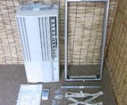 「コロナ 窓用エアコン 冷房専用 CW-1816 CORONA ウインドエアコン」を大阪府茨木市で買取(3月12日)